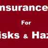 insurance makes free risks hazards